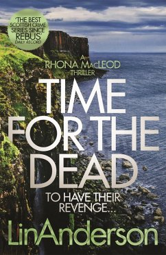 Time for the Dead (eBook, ePUB) - Anderson, Lin