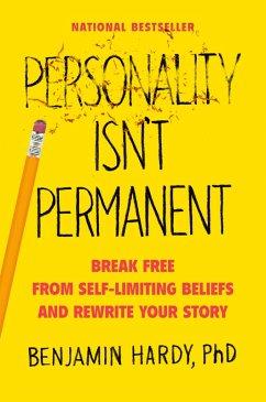 Personality Isn't Permanent (eBook, ePUB) - Hardy, Benjamin