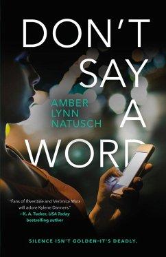Don´t Say a Word (eBook, ePUB)