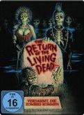 The Return of the Living Dead - Verdammt, die Zombies kommen Steelbook