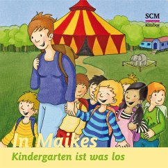 In Maikes Kindergarten ist was los (MP3-Download) - Löffel-Schröder, Bärbel
