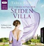 Das Vermächtnis der Seidenvilla / Seidenvilla-Saga Bd.3 (2 MP3-CDs)