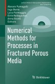 Numerical Methods for Processes in Fractured Porous Media