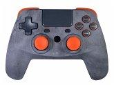 Snakebyte Game:Pad 4 S Wireless Rock (Grey Orange)
