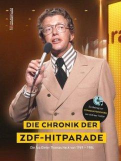 Die Chronik der ZDF-Hitparade. - Tichler, Andreas
