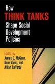 How Think Tanks Shape Social Development Policies (eBook, ePUB)