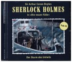 Sherlock Holmes - Der Sturm des Unheils, 1 Audio-CD