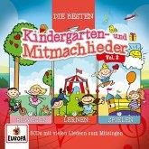 02/3er Box (Die besten Kindergarten-& Mitmachlied