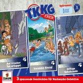 TKKG Junior 3er Box, 3 Audio-CD