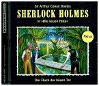 Sherlock Holmes - Der Fluch der bösen Tat, 1 Audio-CD