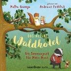 Ein Sommergast für Mona Maus / Das kleine Waldhotel Bd.4 (MP3-Download)