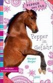 Pepper in Gefahr / Pepper und Flo Bd.4 (Mängelexemplar)