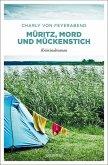 Müritz, Mord und Mückenstich (Mängelexemplar)