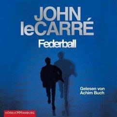 Federball, 9 Audio-CD - Le Carré, John