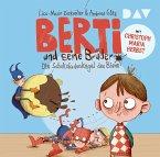 Die Schokoladenkugel des Bösen / Berti und seine Brüder Bd.1 (2 Audio-CDs)