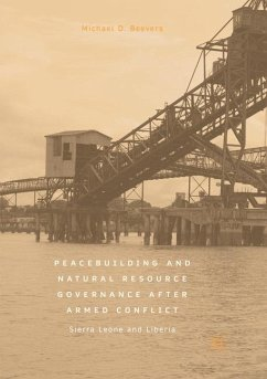 Peacebuilding and Natural Resource Governance After Armed Conflict - Beevers, Michael D.