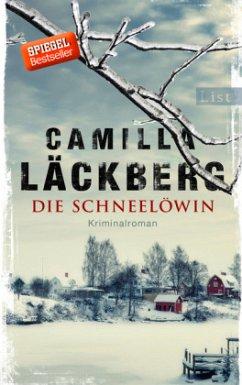 Die Schneelöwin / Erica Falck & Patrik Hedström Bd.9 (Mängelexemplar) - Läckberg, Camilla