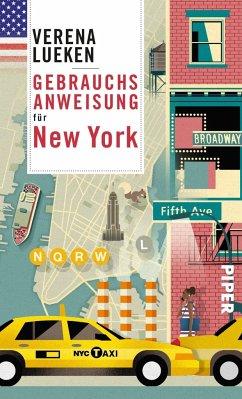 Gebrauchsanweisung für New York (Mängelexemplar) - Lueken, Verena
