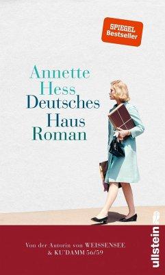Deutsches Haus (Mängelexemplar) - Hess, Annette