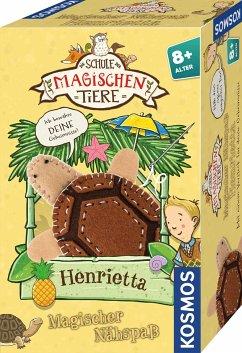 Die Schule der magischen Tiere - Magischer Nähspaß: Henrietta