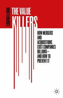 The Value Killers (eBook, PDF) - Fernandes, Nuno