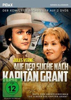 Jules Verne: Auf der Suche nach Kapitän Grant - Goworuchin,Stanislaw
