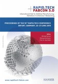 Rapid.Tech + FabCon 3.D International Hub for Additive Manufacturing: Exhibition + Conference + Networking (eBook, PDF)