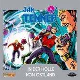 Jan Tenner - In der Hölle von Ostland, 1 Audio-CD