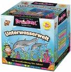 Carletto 2094924 - Brain Box Unterwasserwelt, Lernspiel, Denkspiel, Gedächtnisspiel, Konzentrationsspiel