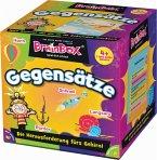 Carletto 2094928 - Brain Box Gegensätze, Lernspiel, Denkspiel, Gedächtnisspiel, Konzentrationsspiel