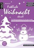 Fröhliche Weihnacht überall, für für B-Instrumente, Gesang und Klavier