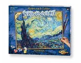 Schipper 609130816 - Malen nach Zahlen, Sternennacht (van Gogh), MNZ, 40x50 cm
