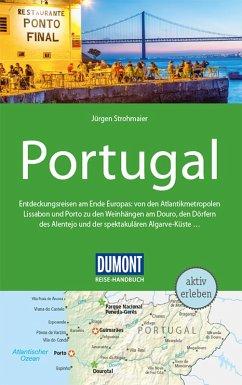 DuMont Reise-Handbuch Reiseführer Portugal (eBook, ePUB) - Strohmaier, Jürgen