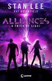 Stan Lee's Alliances - A Trick of Light (eBook, ePUB)