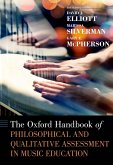 The Oxford Handbook of Philosophical and Qualitative Assessment in Music Education (eBook, PDF)