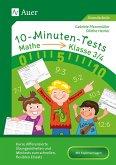 10-Minuten-Tests Mathematik - Klasse 3-4