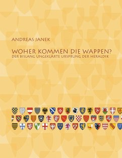Woher kommen die Wappen? (eBook, ePUB) - Janek, Andreas