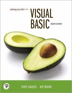 Starting Out With Visual Basic - Gaddis, Tony; Irvine, Kip R.