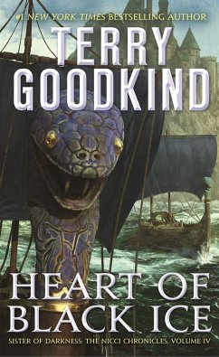 Heart of Black Ice (eBook, ePUB) - Goodkind, Terry