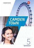 Camden Town 5. Textbook. Allgemeine Ausgabe für Gymnasien
