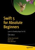 Swift 5 for Absolute Beginners (eBook, PDF)
