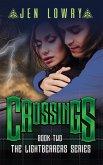 Crossings (The Lightbearers Series, #2) (eBook, ePUB)