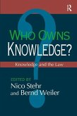 Who Owns Knowledge?