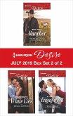 Harlequin Desire July 2019 - Box Set 2 of 2 (eBook, ePUB)