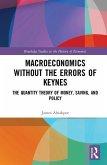 Macroeconomics without the Errors of Keynes