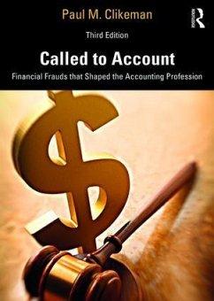 Called to Account - Clikeman, Paul M. (University of Richmond, USA)