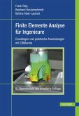Finite Elemente Analyse für Ingenieure (eBook, PDF)