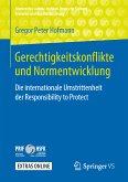 Gerechtigkeitskonflikte und Normentwicklung (eBook, PDF)