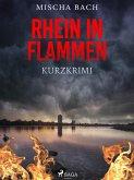 Rhein in Flammen - Kurzkrimi (eBook, ePUB)
