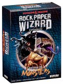 Pegasus WIZ73142 - Dungeons & Dragons, Rock Paper Wizard, Fistful of Monsters Expansion